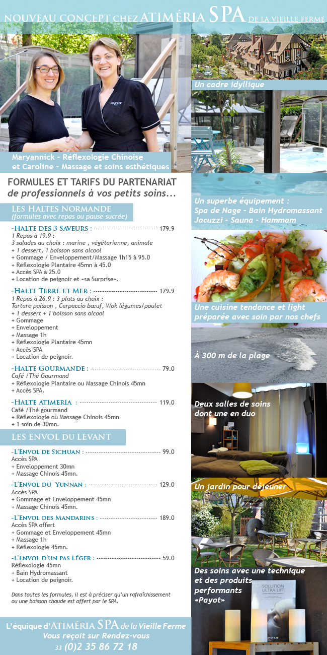 SPA ATIMERIA Package (2)